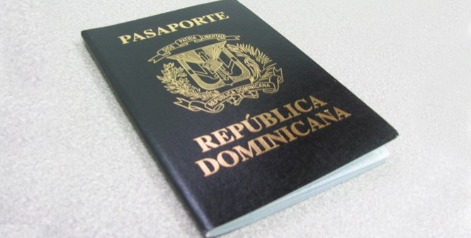 pasaporte republica dominicana