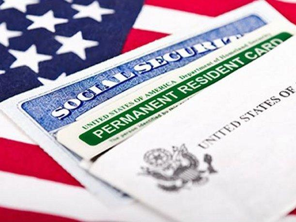 quiero entregar mi residencia americana